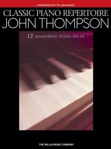 12 Masterful Piano Solos